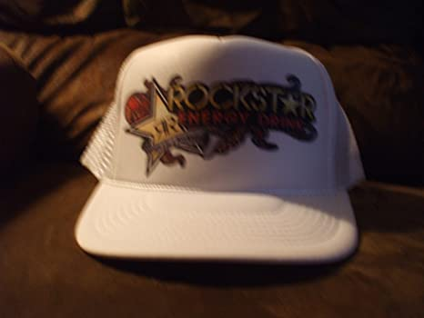 07577d2ed2a Image Unavailable. Image not available for. Color  baseball cap (Rockstar  Energy Drink)