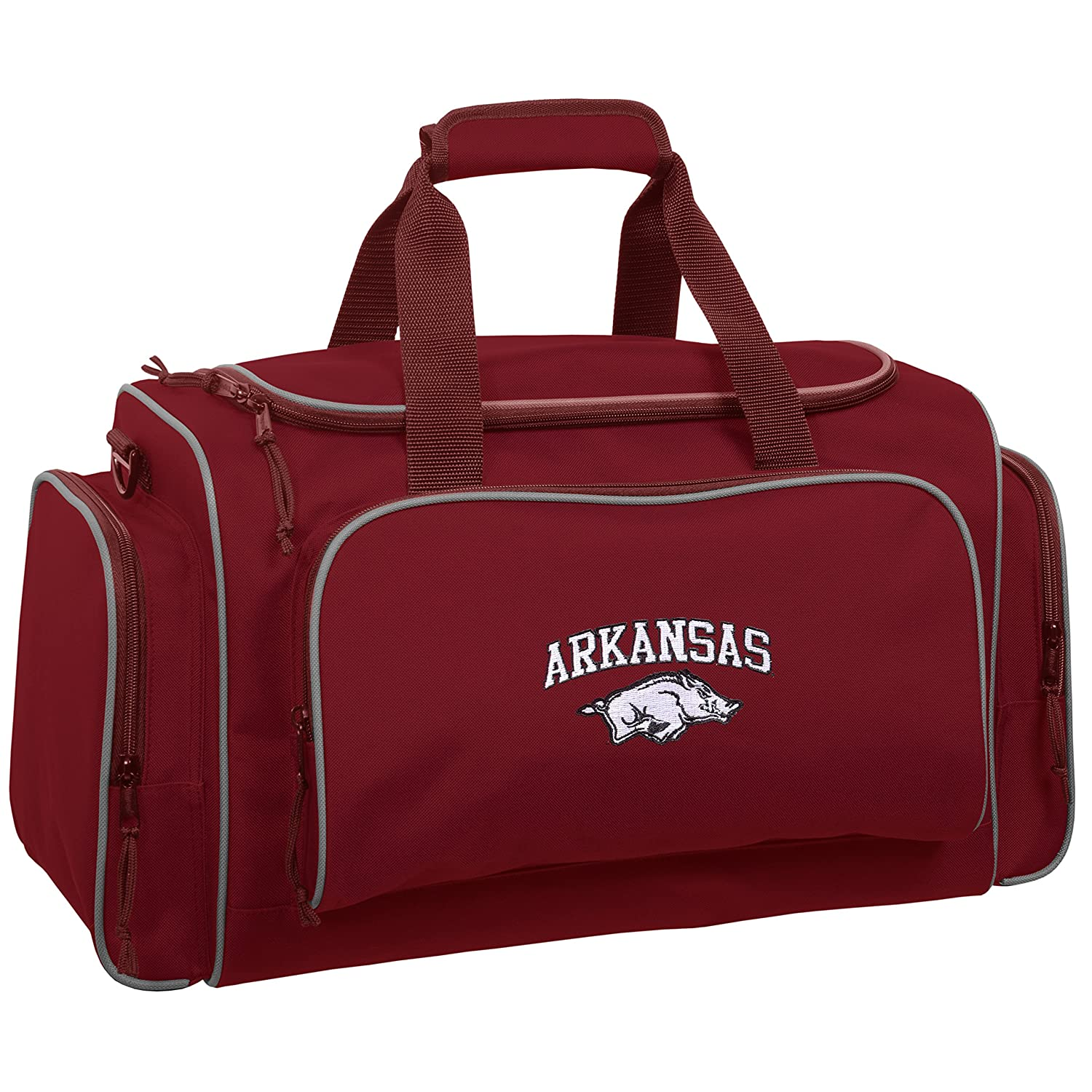 Oklahoma Sooners One Size Red WallyBags 21 Collegiate Duffel Bag