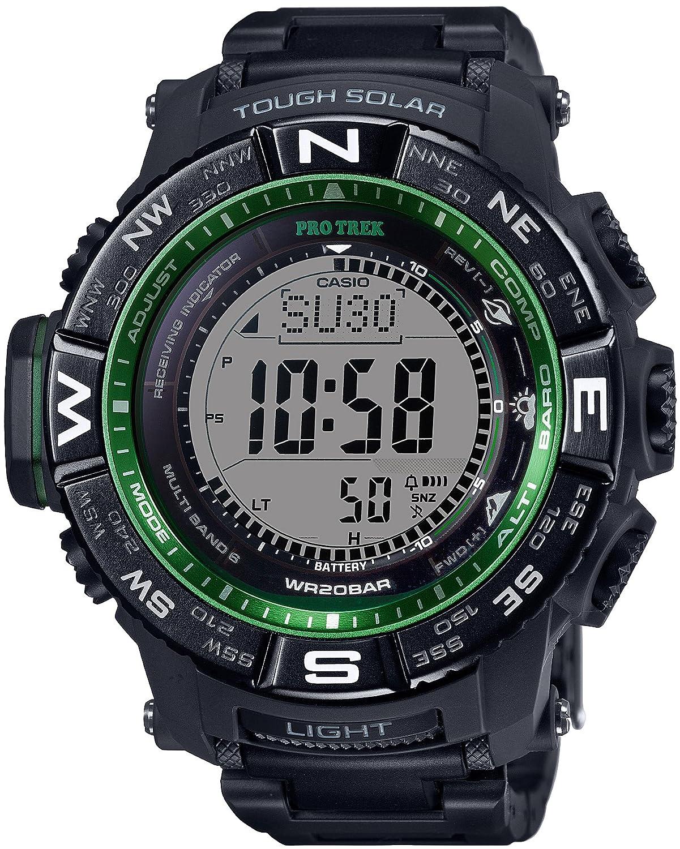 [カシオ]CASIO 腕時計 PROTREK 世界6局対応電波ソーラー PRW-3510FC-1JF メンズ B01DBKURE4