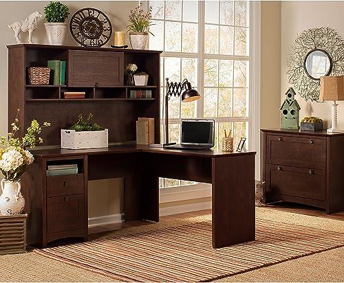 Reviewed: Buena Vista L Shaped Desk