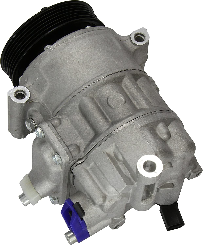 air conditioning Nissens 89020 Compressor