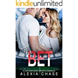 The Bet: A Contemporary Sports Romance (A Sinfully Tempting Series Book 1)