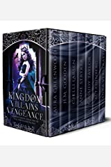 Kingdom of Villains and Vengeance: Fairytale retellings from the villain's perspective (Kingdom of Darkness and Light Book 2) Kindle Edition