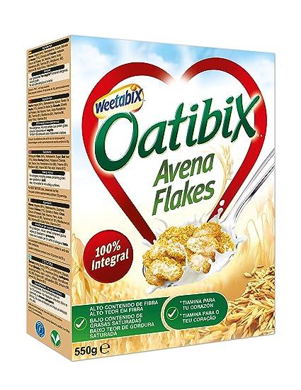 Weetabix Avena Flakes Oatibix - 550 gr