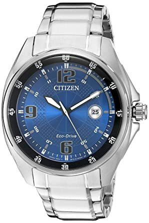 142d0164b833c Image Unavailable. Image not available for. Color  Citizen Men s AW1510-54L Drive  Analog Display Japanese ...