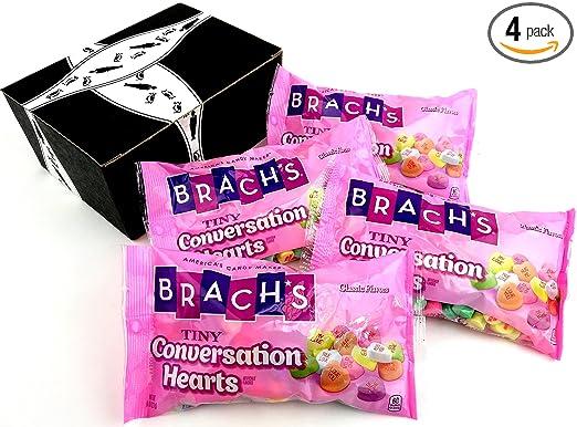 Brach del Heartlines Tiny Conversación Corazones, bolsas de ...