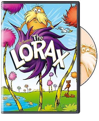 Amazon.com: The Lorax: Eddie Albert, Bob Holt, Athena Lorde ...