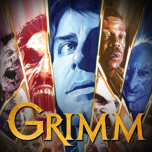 Grimm (Issues) (13 Book Series)
