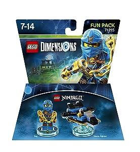 LEGO Dimensions: Fun Pack - Ninjago Jay