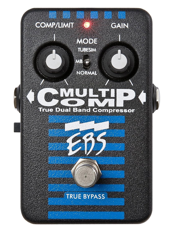 EBS EBSMC MultiComp Effekt Pedal, 9V EBS-MC