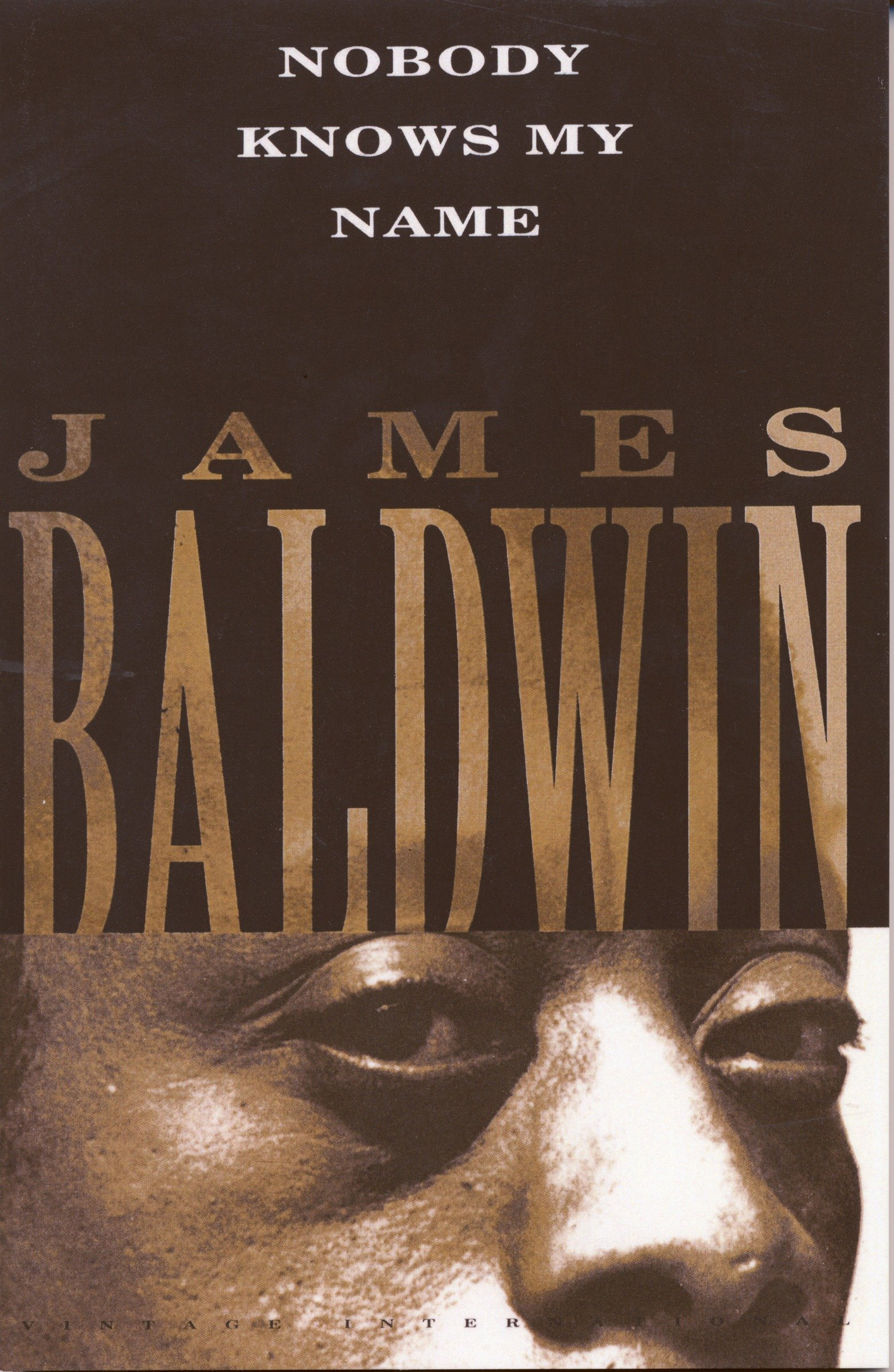 Amazon.com: Nobody Knows My Name (9780679744733): James Baldwin ...