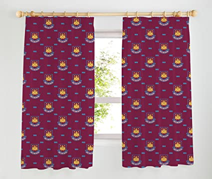f5850000a495 West Ham United Curtains 66