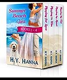 Summer Beach Vets (Books 1 - 4) Box Set (Summer Beach Vets Romance Book 7)