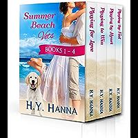 Summer Beach Vets (Books 1 - 4) Box Set (Summer Beach Vets Romance Book 7) (English Edition)