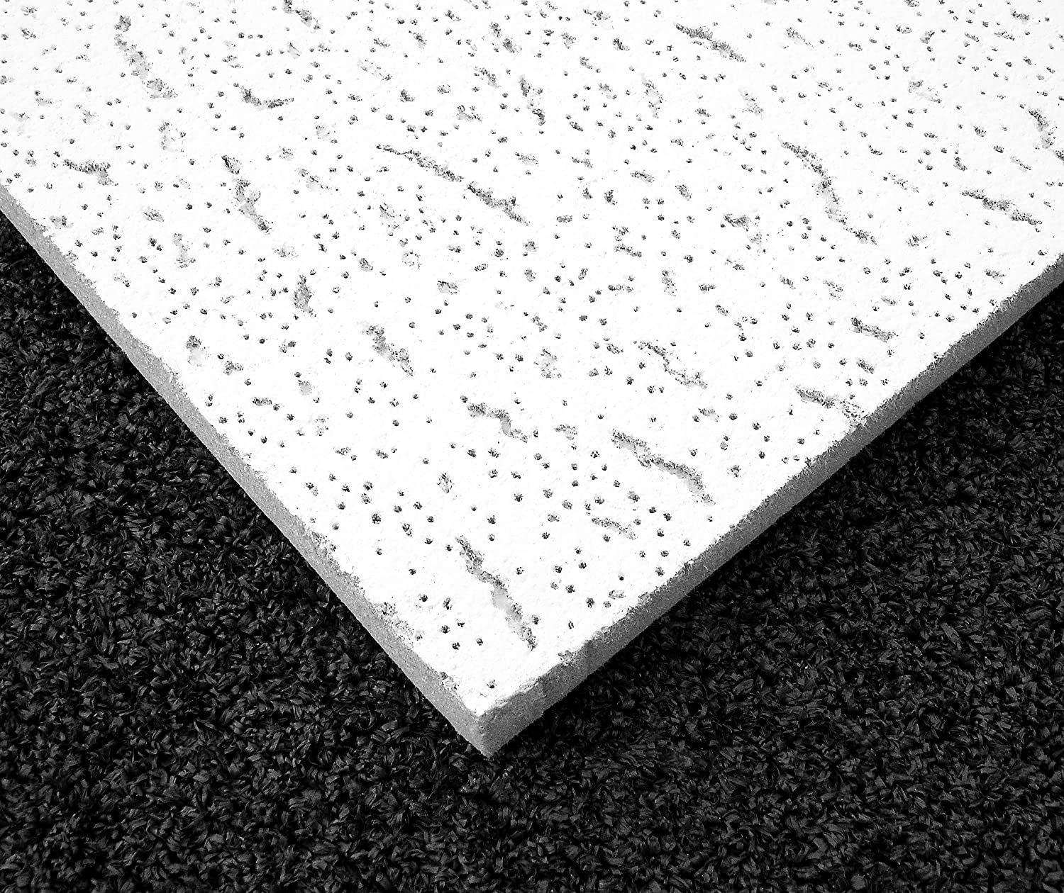 Armstrong tatra flat ceiling tiles board 1200 x 600mm square edge armstrong tatra flat ceiling tiles board 1200 x 600mm square edge 24mm grid uk amazon diy tools dailygadgetfo Gallery