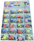 TEC UK Pack of 24 - jelly Growing Sea Life Creatures-Great fun for boys and girls by TEC UK