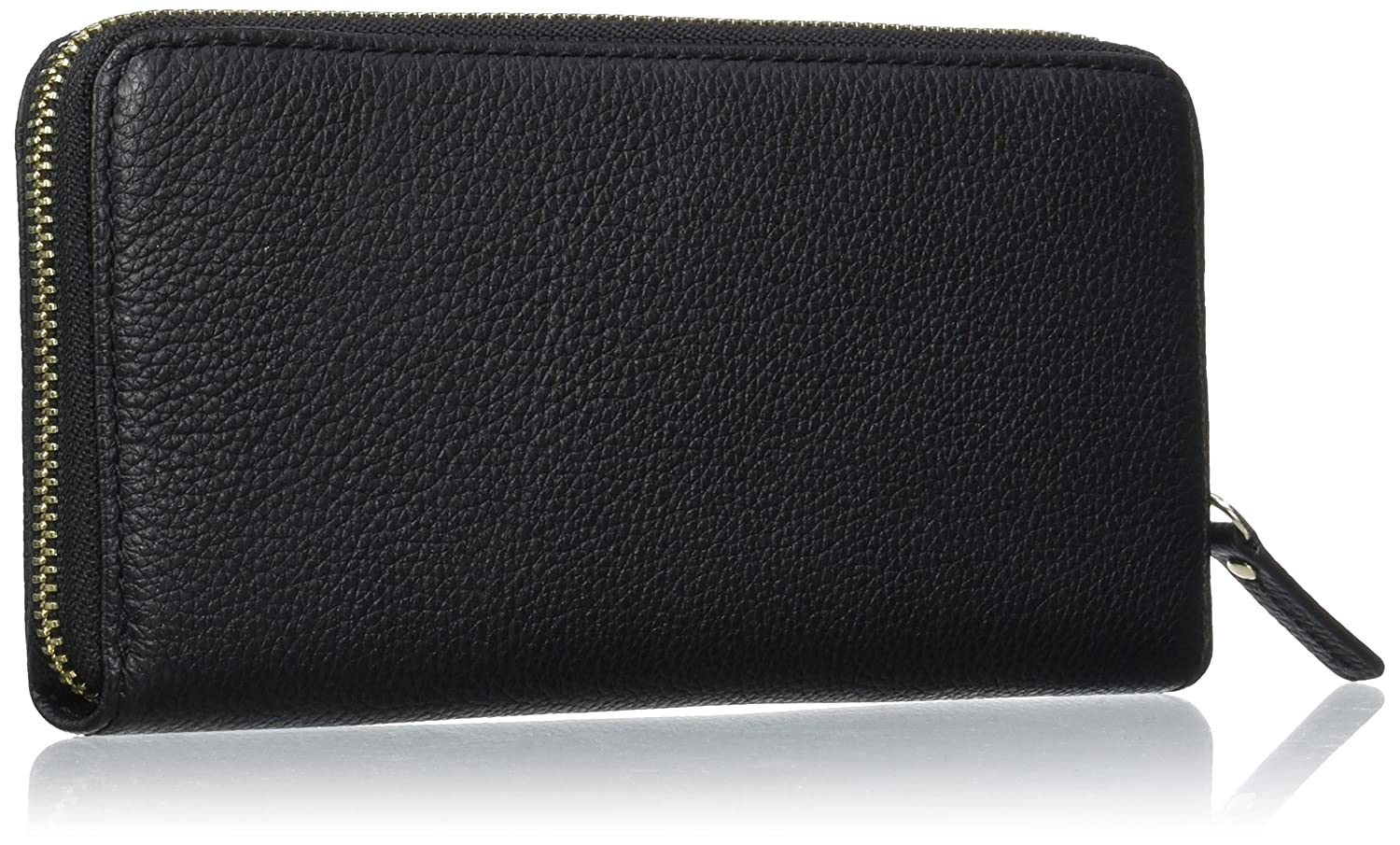 Tommy Hilfiger Basic Leather Large Za Wallet, Cartera para Mujer, Negro (Black), 2.5x10x19.5 cm (W x H x L): Amazon.es: Zapatos y complementos