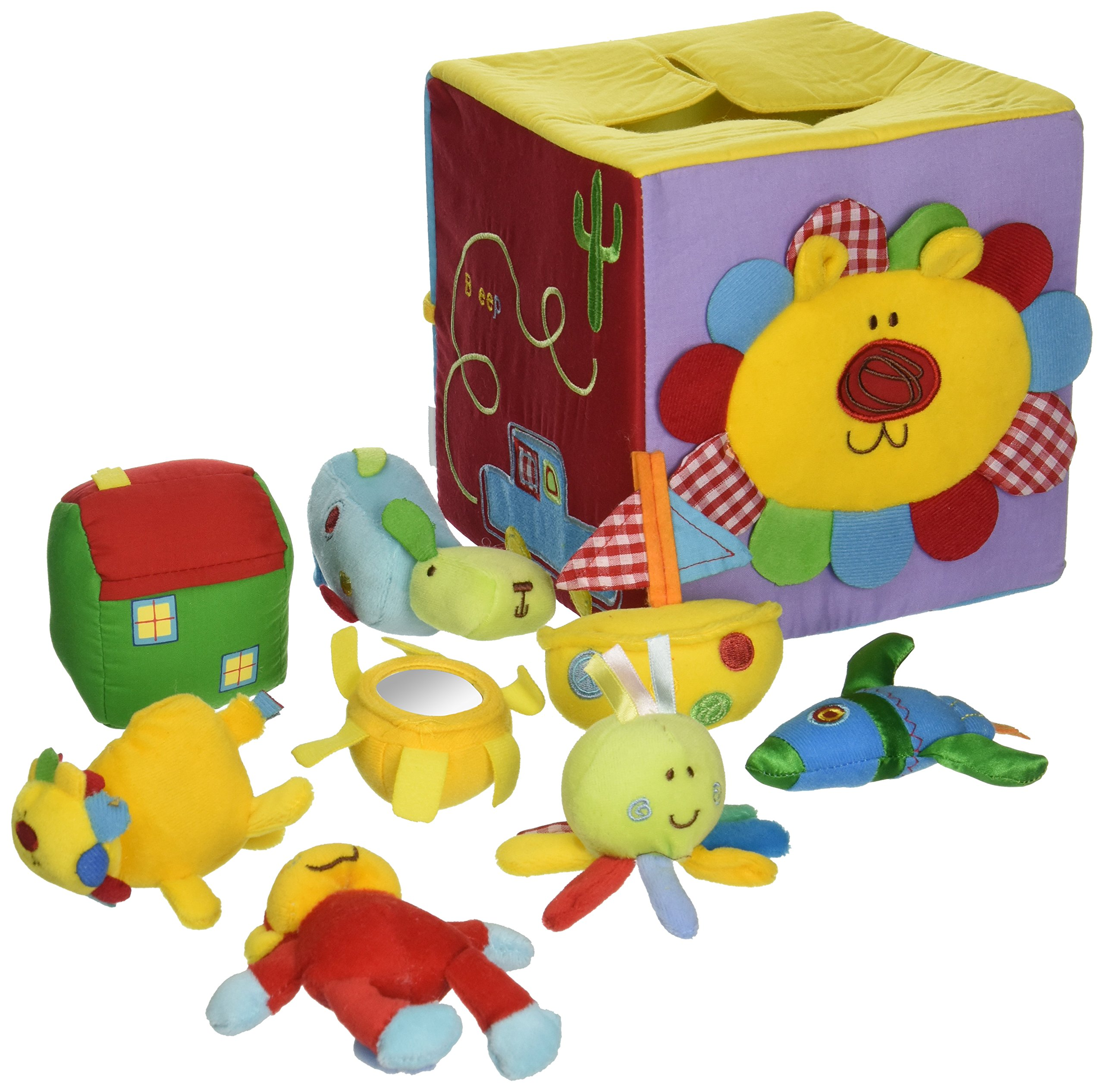 Surprise What's Inside Toy Box