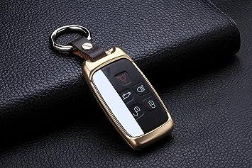 Schlüssel Hülle Fernbedienung für Land Rover Discovery Range Rover Sport Evoque