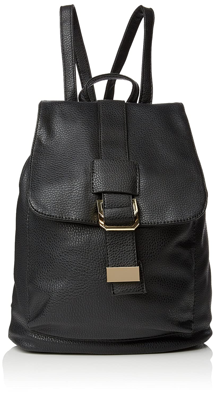 c48d2d22ee boohoo Womens Slouchy Backpack Handbag Black: Amazon.co.uk: Shoes & Bags