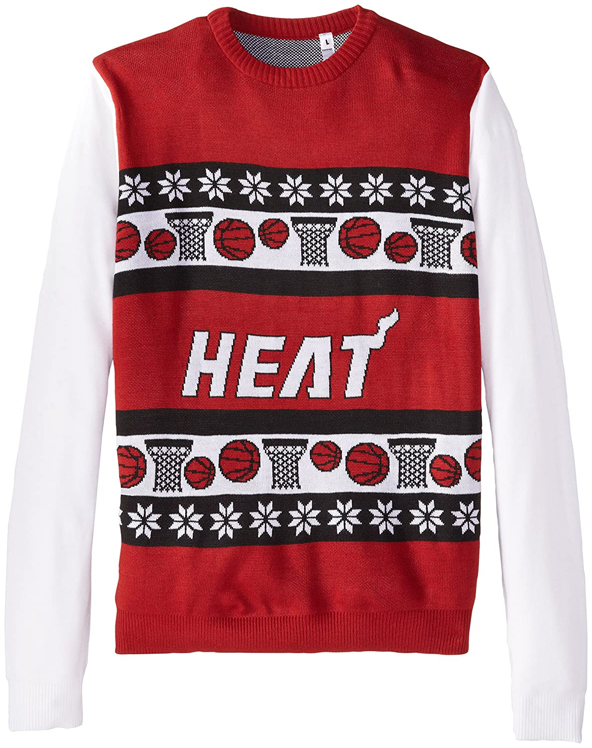 NBA One Too Many Ugly Sweater