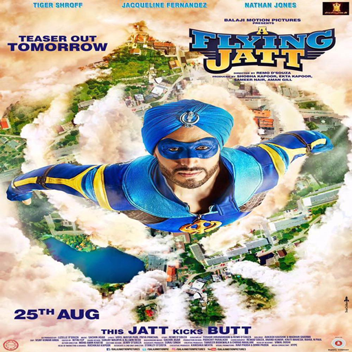 A Flying Jatt cover