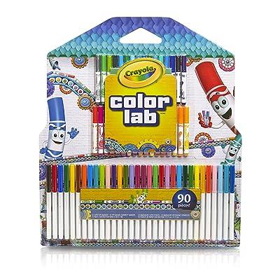 Crayola 04-2470-e-000 - Kit De Loisirs Créatifs - Color Lab