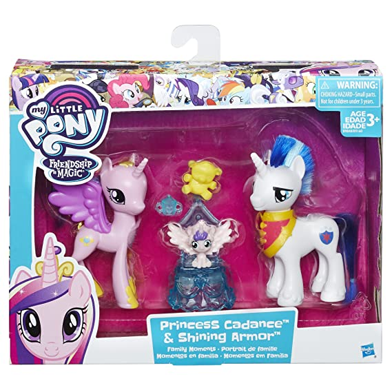 Buy My Little Pony Friendship Pack Princess Cadence and Shining