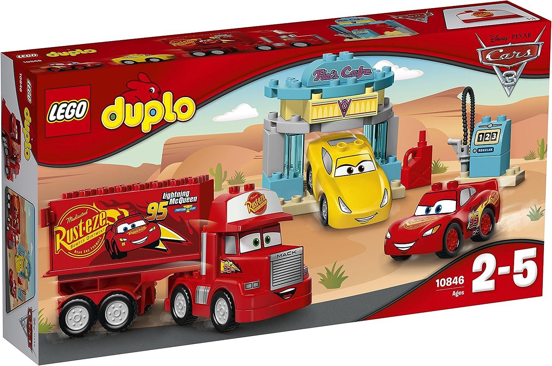 LEGO DUPLO Cars - Cafetería de FLO (10846)