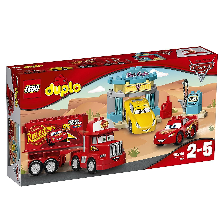 Lego 10846 Duplo Flos Cafe Lego Amazoncouk Toys Games