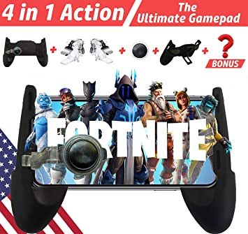 Amazoncom Mobile Game Controller And Gamepad For Pubgfortnite