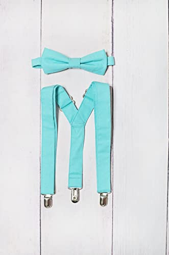 28690679f0af Amazon.com: Color Match to David's Bridal Spa Suspender and Bow Tie ...
