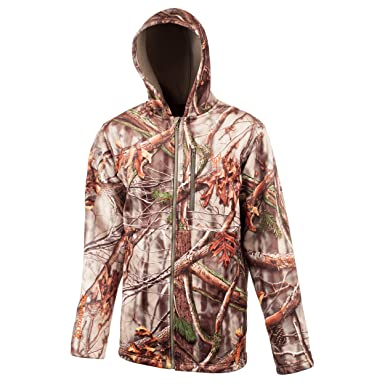 bb757af1d65b3 Amazon.com : Huntworth Men's Heavy Weight Soft Shell Hunting Jacket :  Clothing
