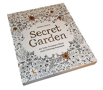 Amazoncojp Secret Garden ぬりえ カード 秘密のはなぞの ひみつの