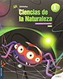 Ciencias de la Naturaleza 1º Primaria (Pauta) C. de Madrid (Superpixépolis) - 9788426395733