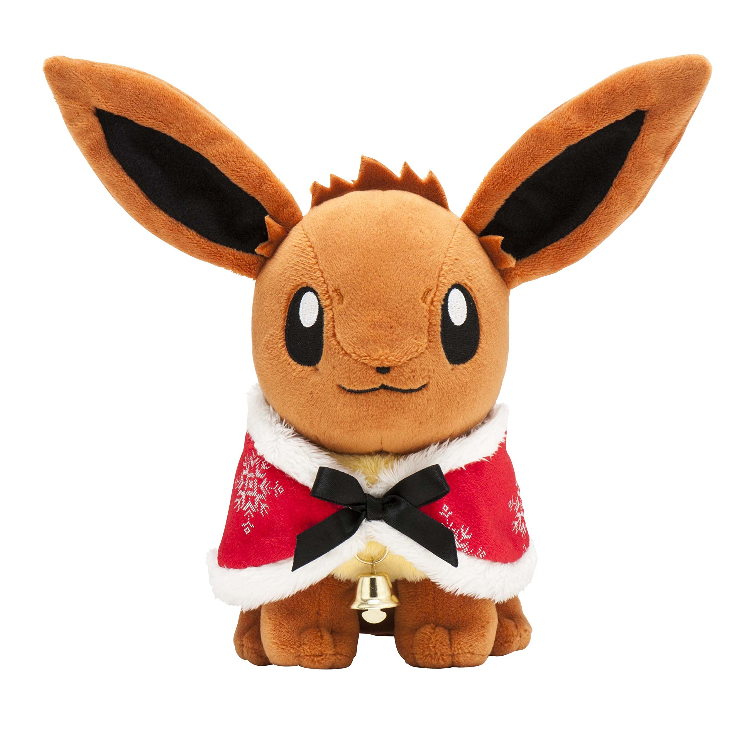 Amazon.com: Pokemon Center Original stuffed toy Christmas ...