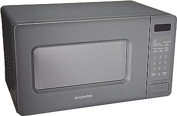 Daewoo KOR-667DG 0.7p3 Horno de Microondas, color Plata
