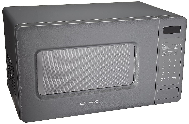 Daewoo KOR-667DG Encimera Solo - Microondas (Encimera, Solo ...