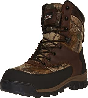 724c0b1639b Amazon.com | Wolverine Men's King Caribou III 8-Inch Hunting Boot ...
