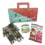 ONTHERUN Festive Gift Pouch - with All-Natural Treats
