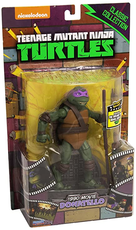 Teenage Mutant Ninja Turtles Classic Collection Donatello ...