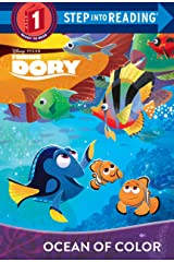 Ocean of Color (Disney/Pixar Finding Dory) (Step into Reading) Kindle Edition