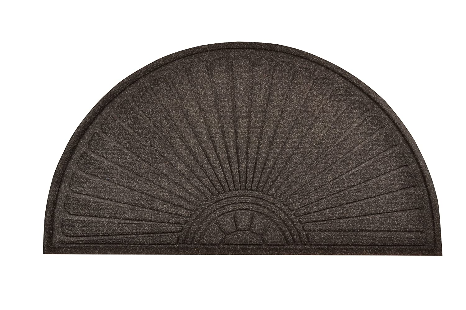 7. No Trax Designs 169F0024CH Guzzler Sunburst Door Mat