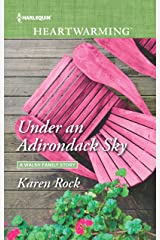 Under an Adirondack Sky (A Walsh Family Story) Mass Market Paperback