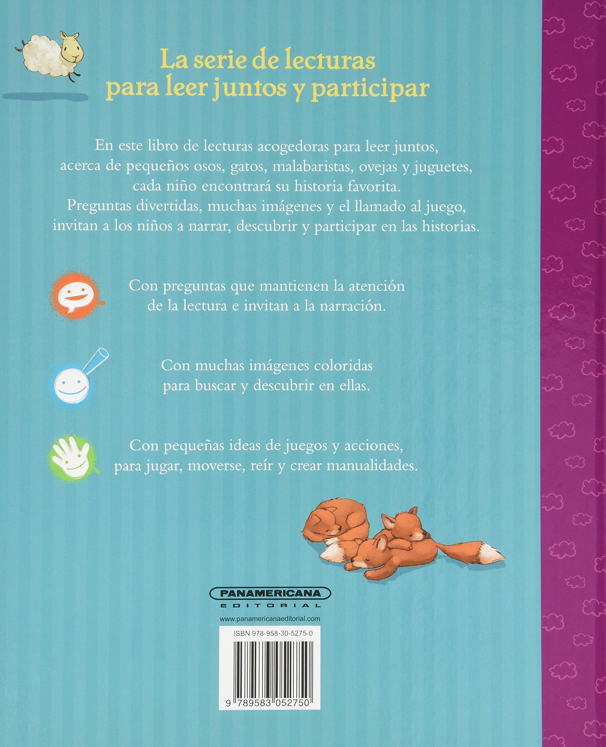 Lecturas Acogedoras Para Leer Juntos: Suenos, Estrellas y Dias de Lluvia (English and Spanish Edition): Maren Von Klitzing: 9789583052750: Amazon.com: Books
