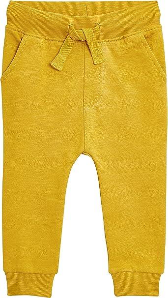 next Niños Pantalones De Chándal (3 Meses - 6 Años) Ocre 4-5 ...