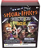 Special Effects Science - SFX make-up and stop motion animation kit with illustrated booklet