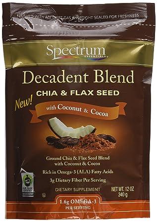 Espectro Essentials Chia y lino mezcla de semillas galletas ...