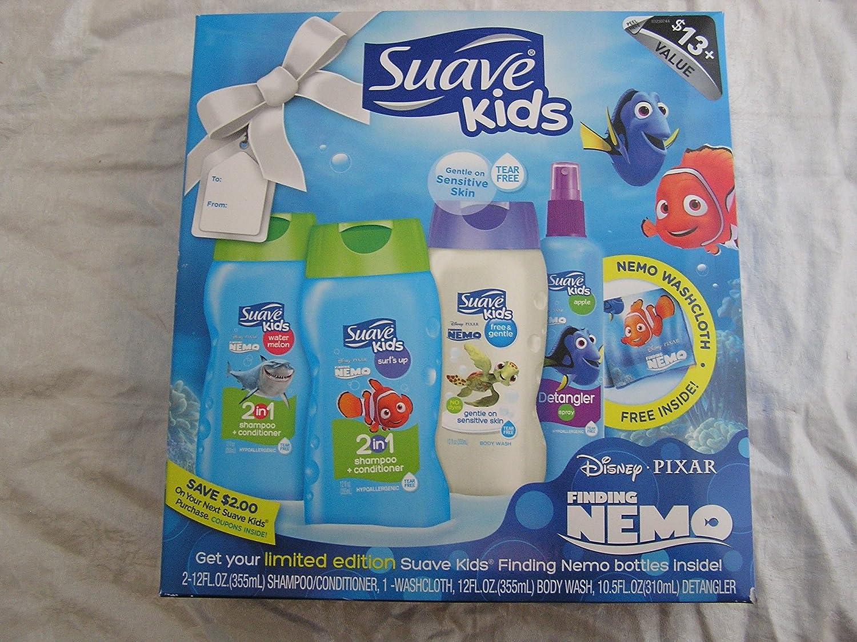 Amazon com  Suave Kids Disney Pixar Finding Nemo Bath Care Set  Health    Personal Care. Amazon com  Suave Kids Disney Pixar Finding Nemo Bath Care Set