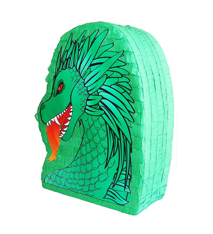 Amazon.com: Verde dragón Piñata: Toys & Games